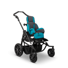 Bingo Evo Mini Stroller - Turquoise Colourway
