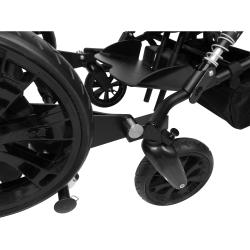 Wheel Options for Ease of Steering