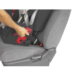 ISOFix Latch Connectors For Secure Installation