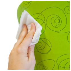 Easy Care, Wipe-down Cleaning