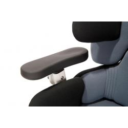 Height and Angle adjustable armrests