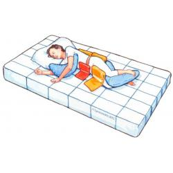 2. Fit brackets and supportive pillows