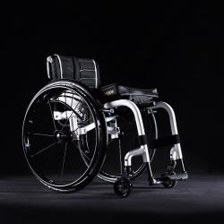 One of the Lightest Folding Wheelchairs
