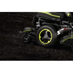 High-performance outdoor suspension