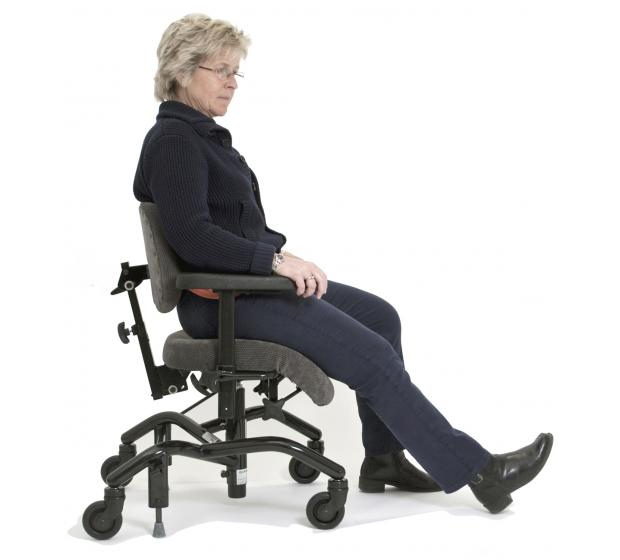 work chair - real 9000 | indoor seating | medifab