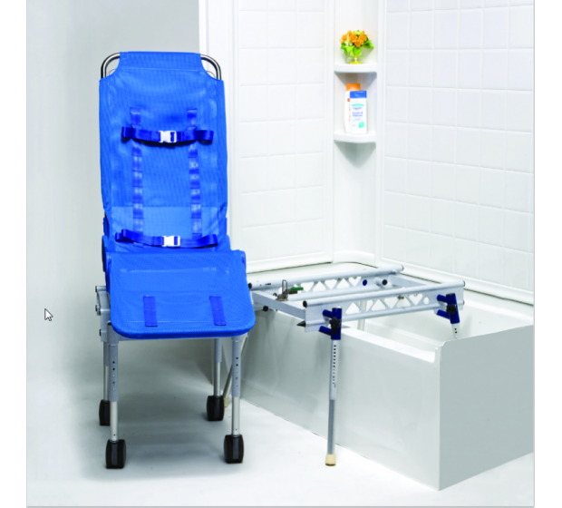Ultima Reclining Bath/Shower Transfer System Medifab
