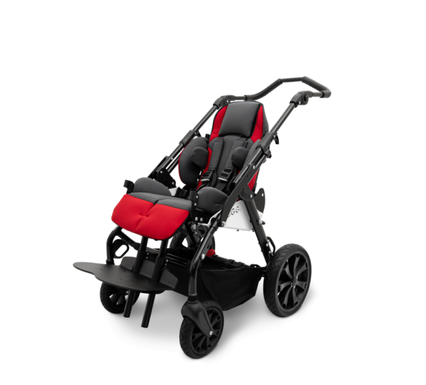 Duro Stroller with lateral supports