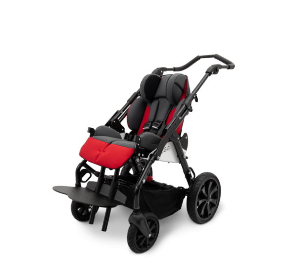 Duro Stroller with headrest wings