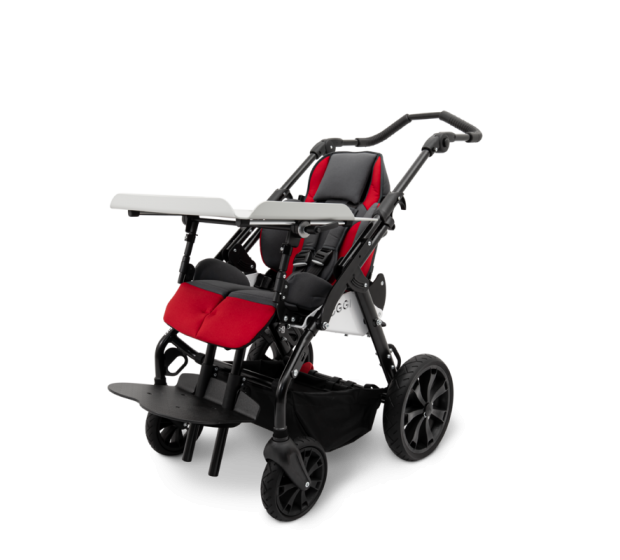 Duro Stroller with activity tray