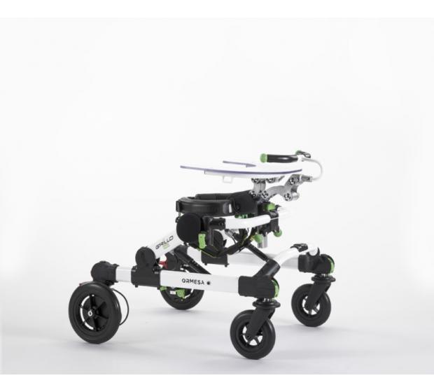 Grillo Anterior PTM - with Pelvic Support, Tray and Handlebars (Mini only)