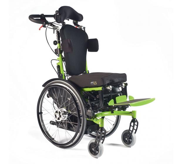 Quickie RS Wheelchair