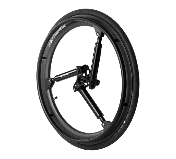 SoftWheel carbon fibre