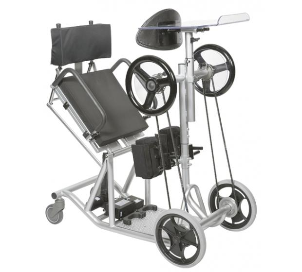 Stand-Up Sit-to-Stand Frame | Standing Aids | Medifab