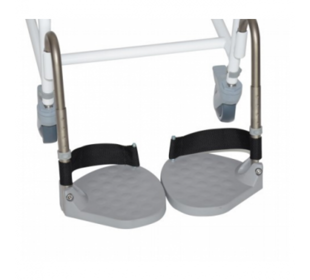 M2 Foot Supports With Heel Straps | Medifab