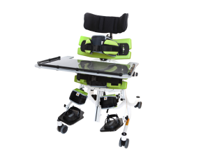 Jenx Multistander Abduction Stander in supine configuration