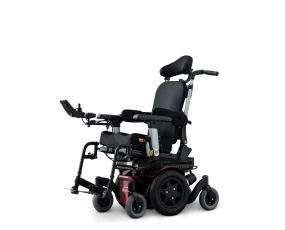 Q500M Mini Power Wheelchair